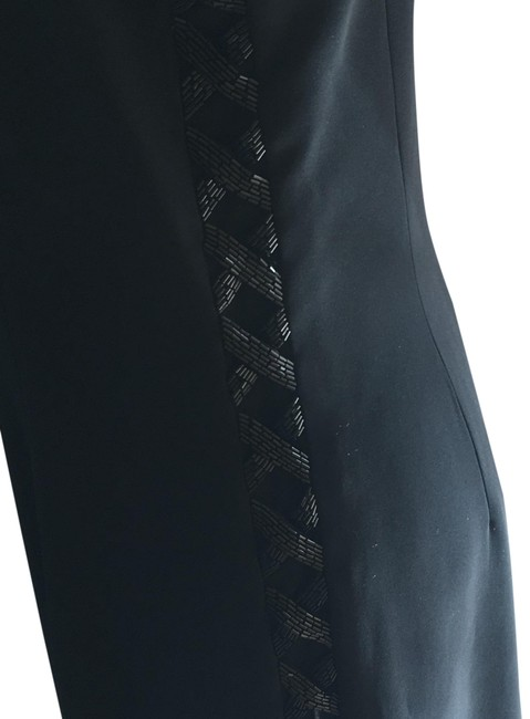 Preload https://img-static.tradesy.com/item/24181664/black-silk-beaded-evening-long-formal-dress-size-12-l-0-2-650-650.jpg