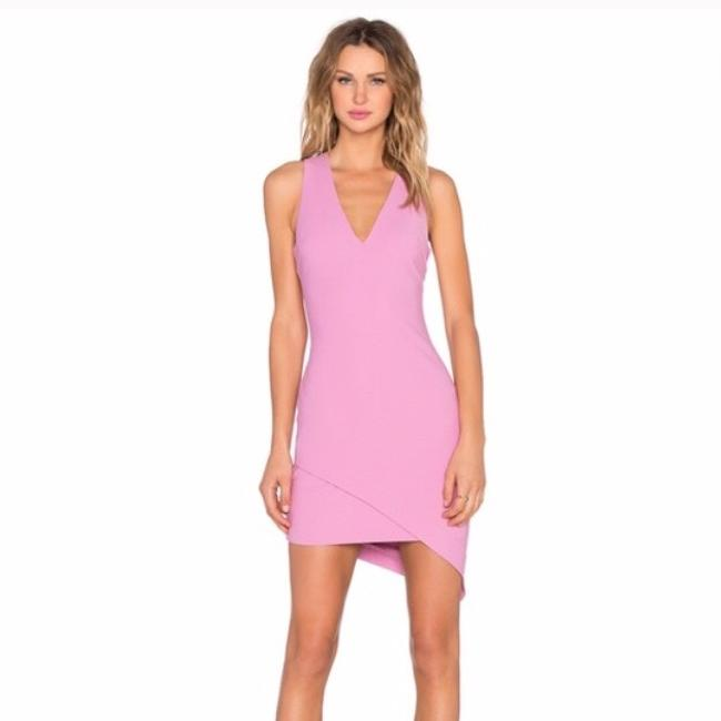 Elizabeth and James short dress Pink on Tradesy