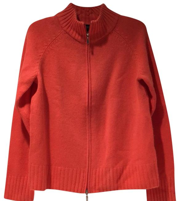 Preload https://img-static.tradesy.com/item/24181724/lord-and-taylor-cashmere-orange-sweater-0-1-650-650.jpg