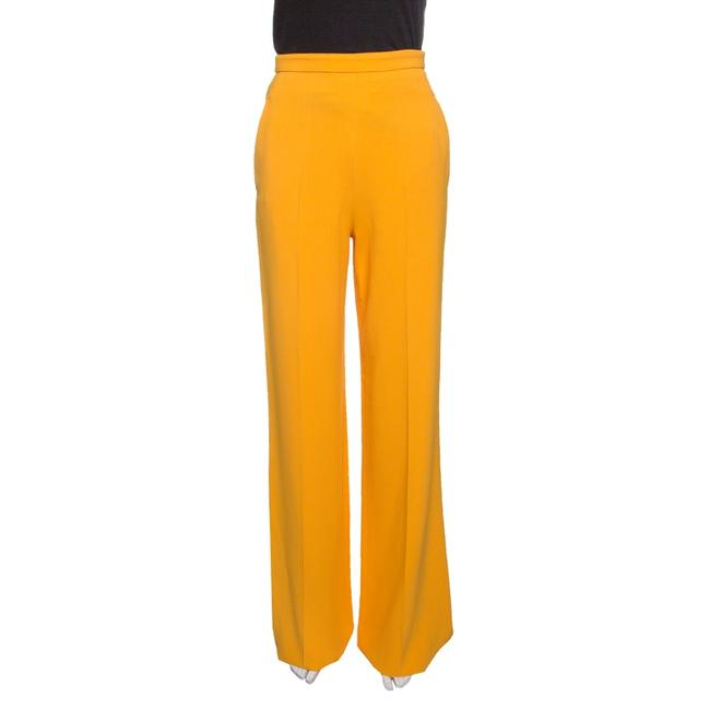 Preload https://img-static.tradesy.com/item/24181738/roberto-cavalli-yellow-marigold-high-waist-s-trouserwide-leg-jeans-size-27-4-s-0-0-650-650.jpg