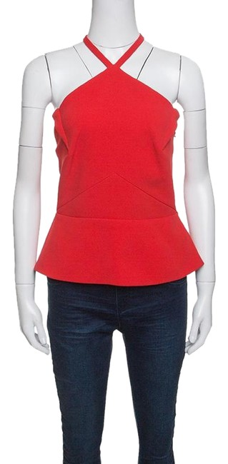 Preload https://img-static.tradesy.com/item/24181772/roland-mouret-red-crepe-cutout-back-detail-sleeveless-marquis-l-tank-topcami-size-14-l-0-1-650-650.jpg