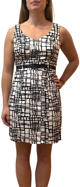 Preload https://img-static.tradesy.com/item/24181793/a-byer-black-and-white-mid-length-cocktail-dress-size-8-m-0-2-650-650.jpg