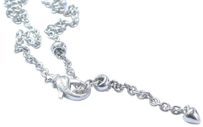 "BVLGARI White Gold 18k Chain 19"" Necklace BVLGARI White Gold 18k Chain 19"" Necklace Image 1"