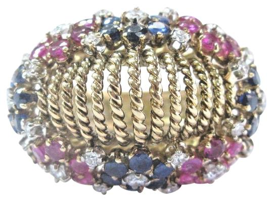 Preload https://img-static.tradesy.com/item/24181815/multi-color-fine-ceylon-sapphire-ruby-and-diamond-yellow-gold-big-flower-275c-ring-0-2-540-540.jpg