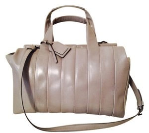 Reed Krakoff Satchel in Dove Grey