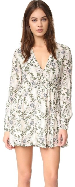 Preload https://img-static.tradesy.com/item/24181847/free-people-ivory-floral-stealing-fire-short-casual-dress-size-12-l-0-1-650-650.jpg