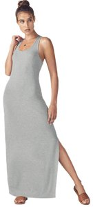 Heather Grey Maxi Dress by Fabletics Sale