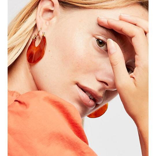 Free People free people Stella resin earring