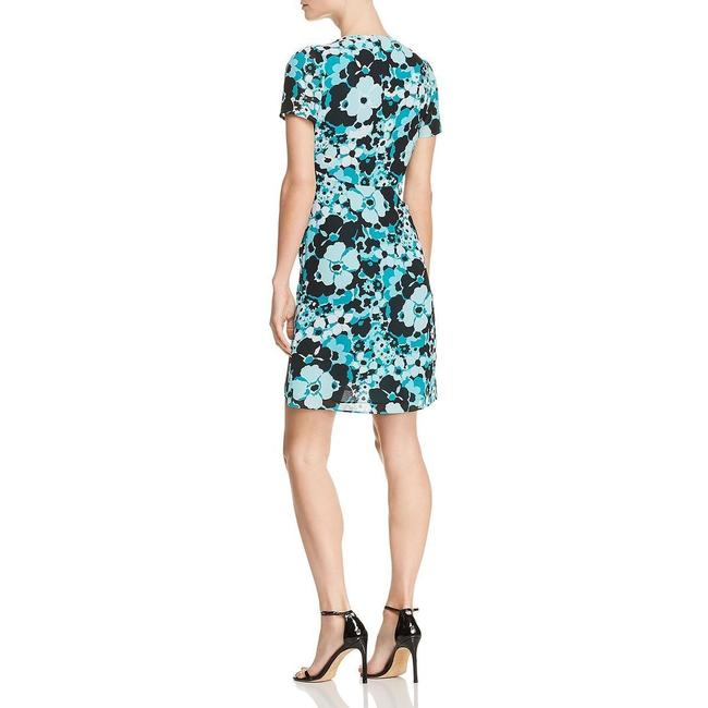 Michael Kors For Women's Blue/Black Size : 12 Dress