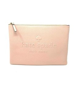 Kate Spade Womens Warm Vellum Clutch