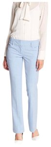 Amanda + Chelsea Straight Pants Chambray