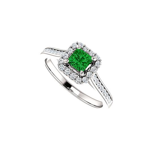 Preload https://img-static.tradesy.com/item/24182519/green-channel-set-cz-accented-square-emerald-halo-gold-ring-0-0-540-540.jpg