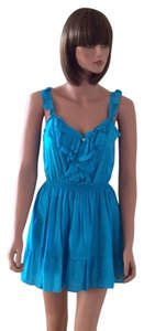Hollister by Abercrombie & Fitch short dress Blue on Tradesy