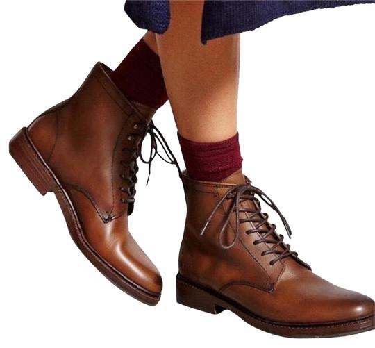Preload https://img-static.tradesy.com/item/24182710/frye-cognac-tyler-women-s-lace-up-ankle-leather-new-bootsbooties-size-us-75-regular-m-b-0-8-540-540.jpg