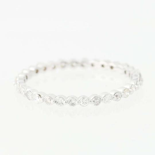 Other NEW Diamond Eternity Ring - 14k White Gold Wedding Band N8364 Image 3