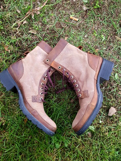 Timberland Brown Boots Image 3