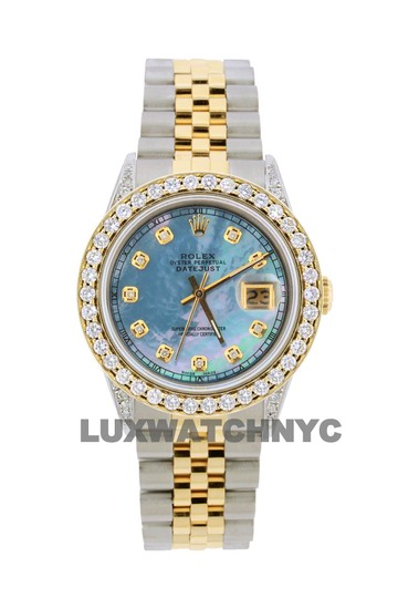 Preload https://img-static.tradesy.com/item/24183243/rolex-free-shipping-32ct-36mm-datejust-ss-with-box-and-appraisal-watch-0-0-540-540.jpg