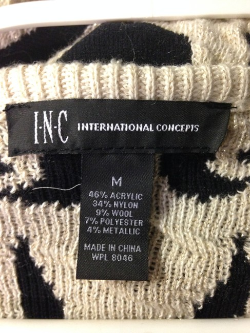 INC International Concepts Knit Dress Image 2