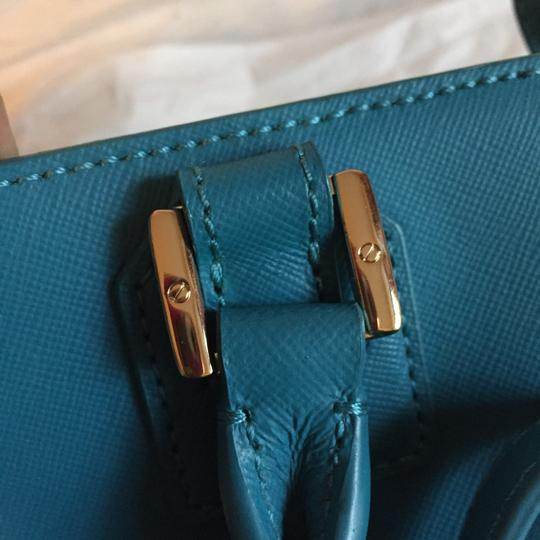 Tory Burch Satchel in blue Image 10