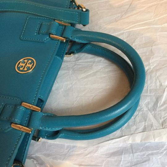 Tory Burch Satchel in blue Image 11