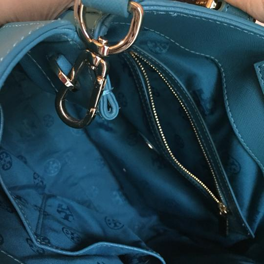 Tory Burch Satchel in blue Image 6