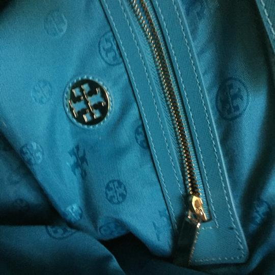 Tory Burch Satchel in blue Image 7