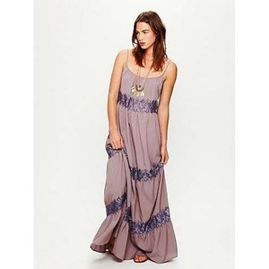 Soft grey Maxi Dress by Free People