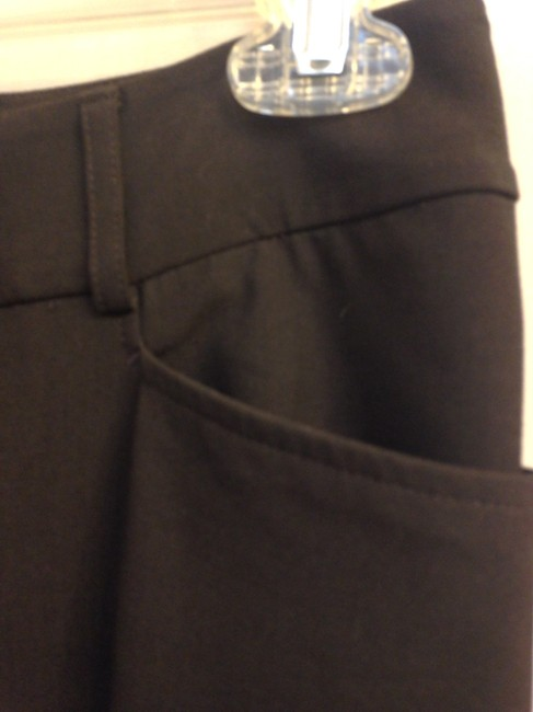 MICHAEL Michael Kors Size Trouser Pants Brown Grammercy Fit Image 2