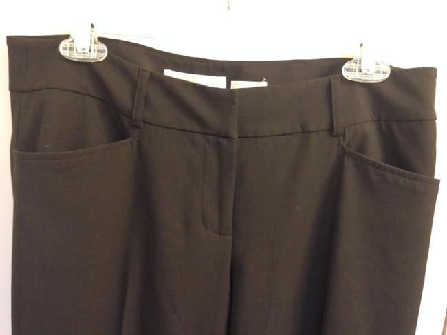 MICHAEL Michael Kors Size Trouser Pants Brown Grammercy Fit Image 3