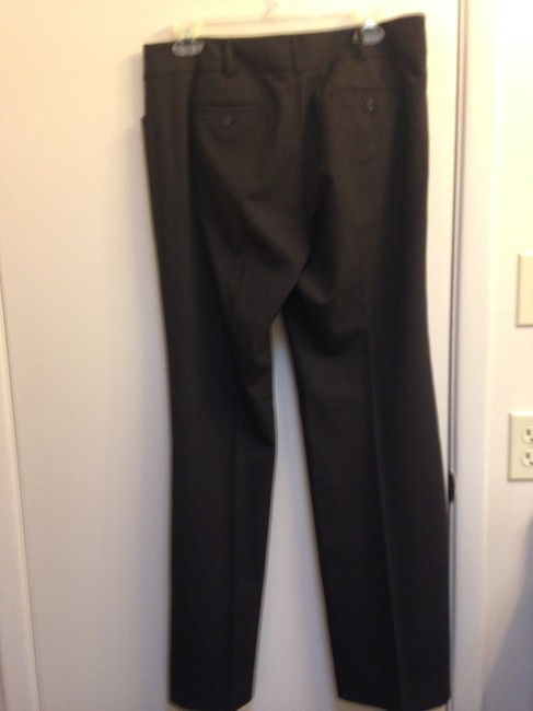 MICHAEL Michael Kors Size Trouser Pants Brown Grammercy Fit Image 8