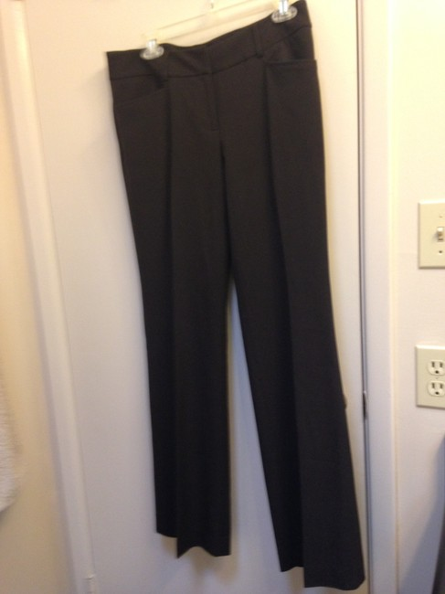 MICHAEL Michael Kors Size Trouser Pants Brown Grammercy Fit Image 9