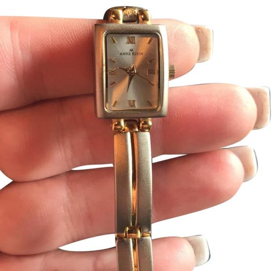 Preload https://img-static.tradesy.com/item/24183617/anne-klein-silver-and-gold-ladies-watch-0-2-540-540.jpg