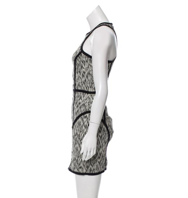 Parker short dress Black & White on Tradesy Image 1
