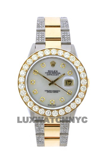 Preload https://img-static.tradesy.com/item/24183693/rolex-free-shipping-8ct-36mm-datejust-ss-with-box-and-appraisal-watch-0-0-540-540.jpg