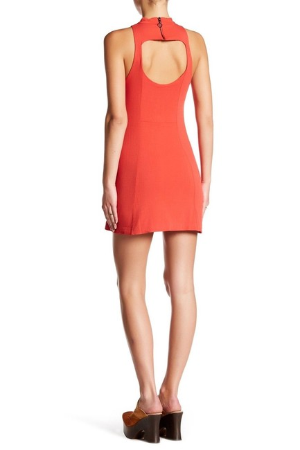 free people short dress Red on Tradesy Image 1