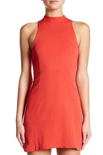 free people short dress Red on Tradesy Image 2