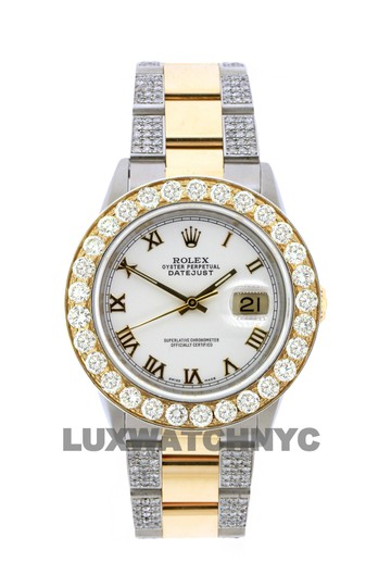 Preload https://img-static.tradesy.com/item/24183772/rolex-free-shipping-8ct-36mm-datejust-ss-with-box-and-appraisal-watch-0-0-540-540.jpg
