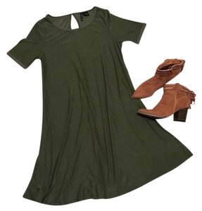 New Directions short dress Olive 31104 on Tradesy