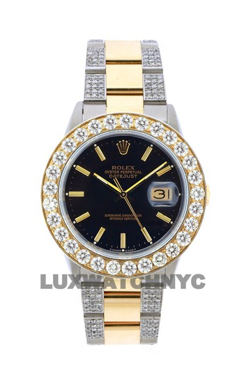 Preload https://img-static.tradesy.com/item/24183856/rolex-free-shipping-8ct-36mm-datejust-ss-with-box-and-appraisal-watch-0-0-540-540.jpg