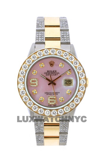 Preload https://img-static.tradesy.com/item/24183876/rolex-free-shipping-8ct-36mm-datejust-ss-with-box-and-appraisal-watch-0-0-540-540.jpg