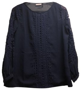 KAS New York Top Navy