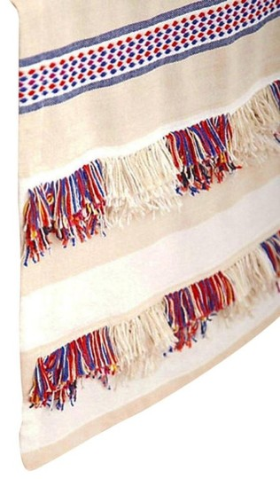 Anthropologie Multicolor Fringed Cortes Table Runner Other Image 2