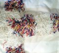 Anthropologie Multicolor Fringed Cortes Table Runner Other Image 5