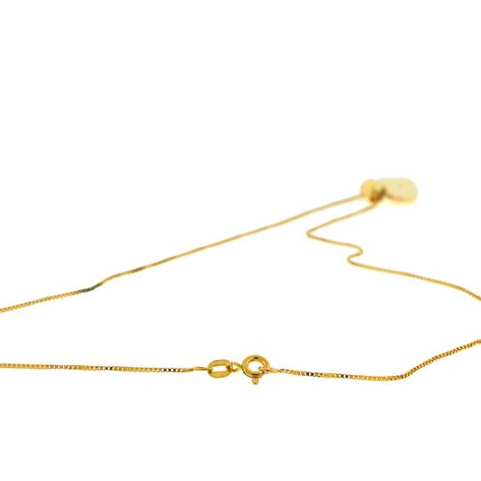 Other 18k Yellow Gold Heart Pendant Necklace Image 7