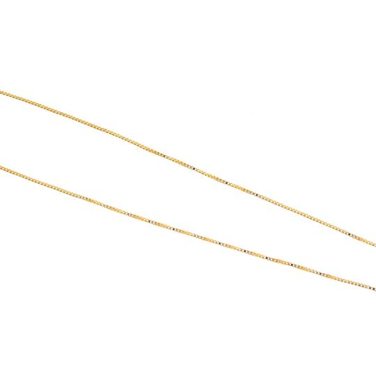 Other 18k Yellow Gold Heart Pendant Necklace Image 8