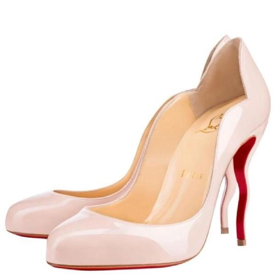 Preload https://img-static.tradesy.com/item/24184066/christian-louboutin-nude-classic-wawy-dolly-100mm-squiggly-heels-patent-leather-round-toe-pumps-size-0-0-540-540.jpg