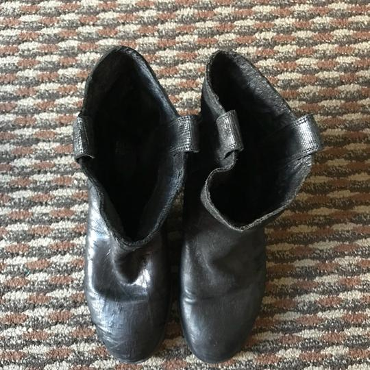 Eileen Fisher black Boots Image 2