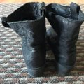 Eileen Fisher black Boots Image 4