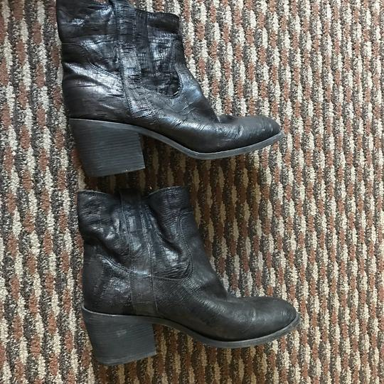 Eileen Fisher black Boots Image 6