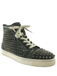 Christian Louboutin Green Athletic